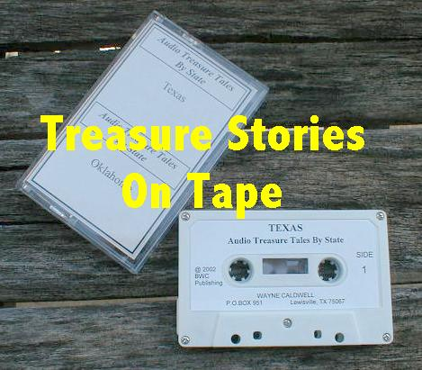 Treasure Stories on Tape