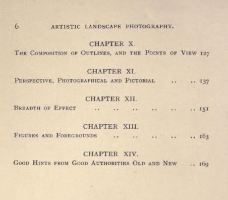 Artistic Landscape Photography 1897